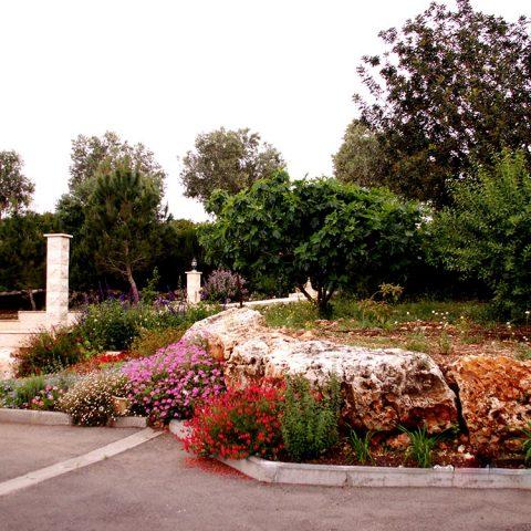 גן פרטי 1, יובלים