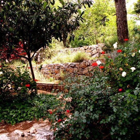 גן פרטי 1, יעד
