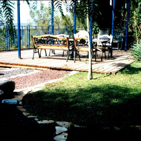 גן פרטי 1, עצמון